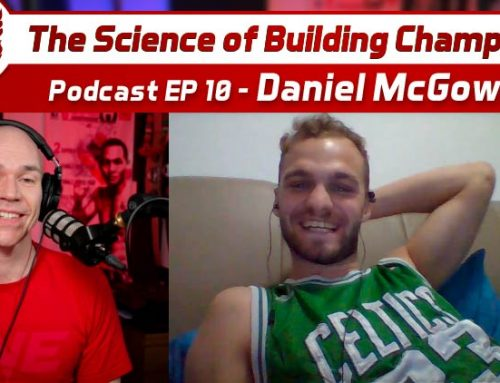 Daniel McGowan – The Science of Building Champions Podcast