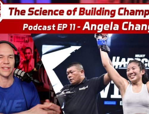 Angela Chang – The Science of Building Champions Podcast