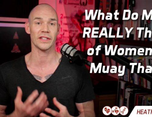What Do Men REALLY Think of  Women in Muay Thai?