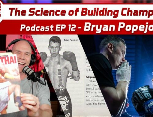 Bryan Popejoy – The Science of Building Champions Podcast