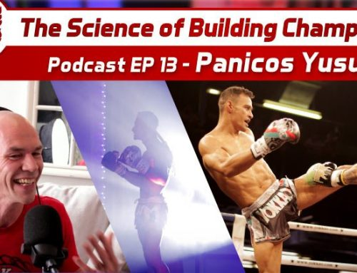 Panicos Yusuf – The Science of Building Champions Podcast