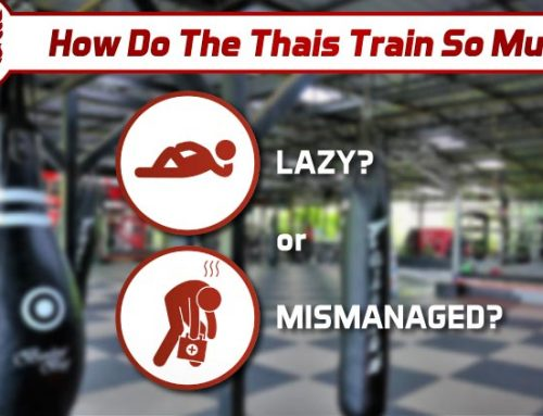 How Do Thais Train So Much – And Why You Don't Have To